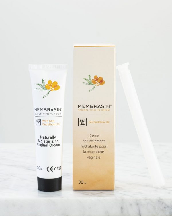 Membrasin Vaginal Vitality Cream